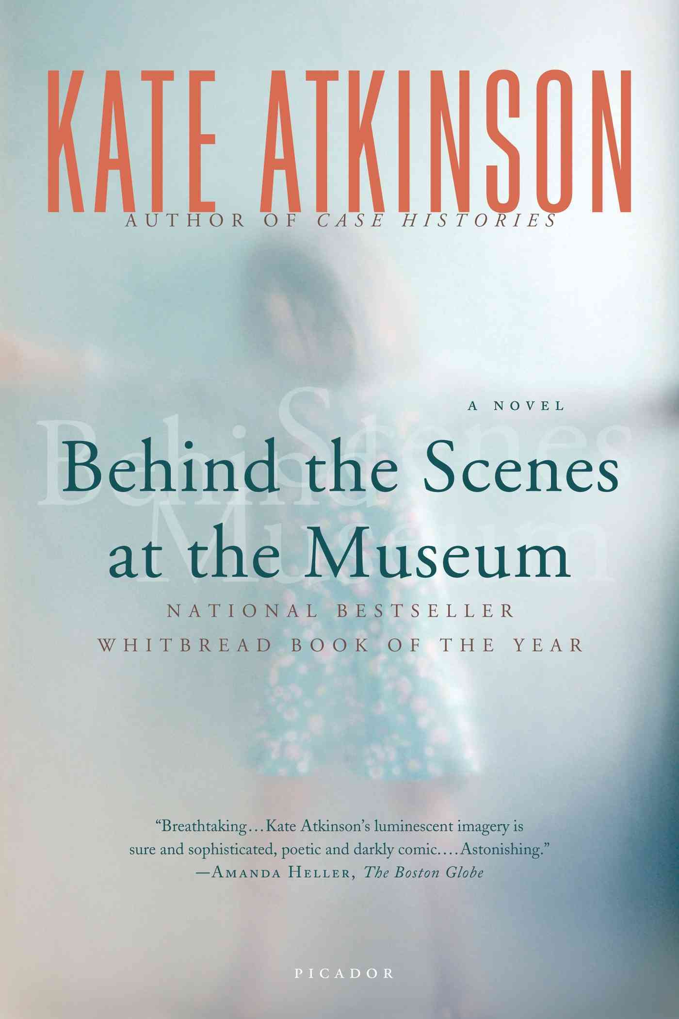 Behind the Scenes at the Museum By Atkinson, Kate