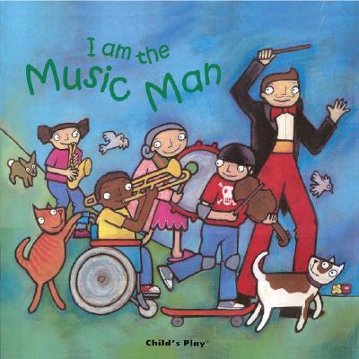 I Am the  Music Man By Potter, Debra (ILT)